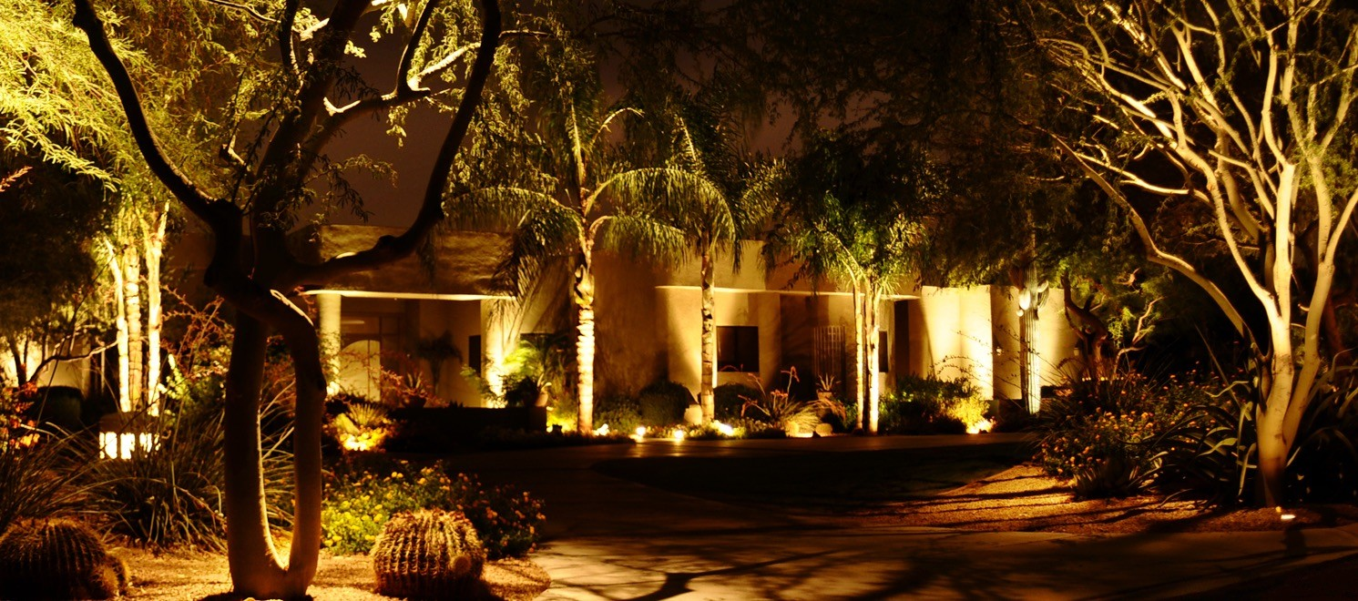 Residential Outdoor Lighting Sarasota FL