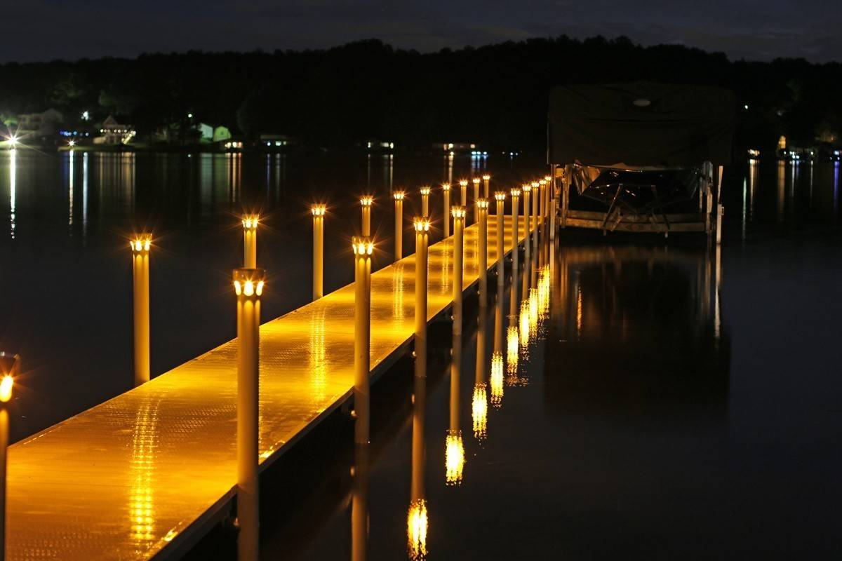 Dock lighting Bradenton FL