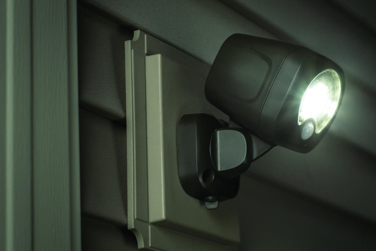 Security lights Bredenton FL